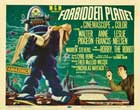 Forbidden Planet - 30 x 40 Movie Poster UK - Style A