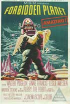 Forbidden Planet - 11 x 17 Movie Poster - Australian Style A