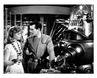 Forbidden Planet - 8 x 10 B&W Photo #1