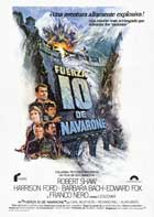 Force 10 from Navarone - 27 x 40 Movie Poster - Spanish Style A