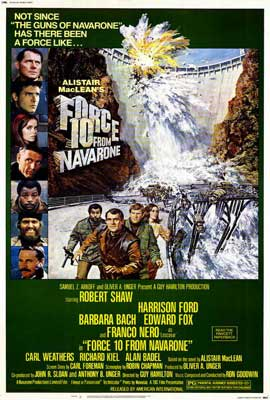 Force 10 from Navarone - 27 x 40 Movie Poster - Style A