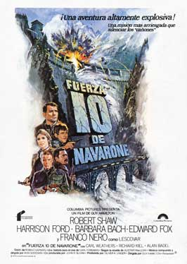 Force 10 from Navarone - 11 x 17 Movie Poster - Spanish Style A