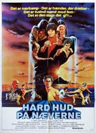 Force: Five - 11 x 17 Movie Poster - Danish Style A