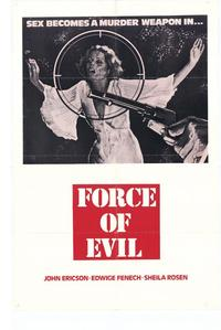 Force of Evil - 11 x 17 Movie Poster - Style A