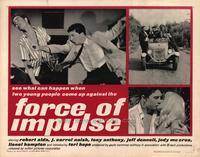 Force of Impulse - 22 x 28 Movie Poster - Half Sheet Style A