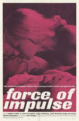 Force of Impulse - 27 x 40 Movie Poster - Style A