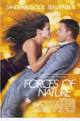 Forces of Nature - 27 x 40 Movie Poster - Style B