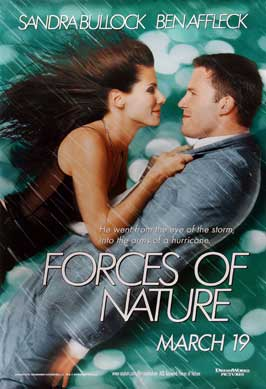 Forces of Nature - 43 x 62 Movie Poster - Bus Shelter Style A