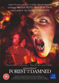 Forest of the Damned - 11 x 17 Movie Poster - Style A
