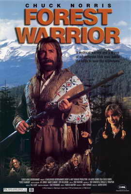 Forest Warrior - 11 x 17 Movie Poster - Style A