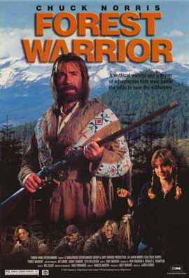 Forest Warrior - 27 x 40 Movie Poster - Style A