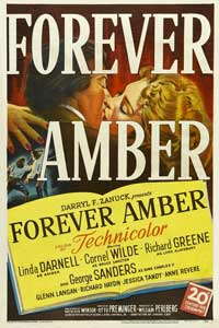 Forever Amber - 27 x 40 Movie Poster - Style A