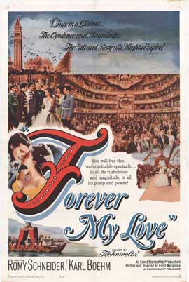Forever My Love - 11 x 17 Movie Poster - Style A