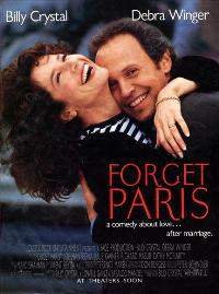 Forget Paris - 43 x 62 Movie Poster - Bus Shelter Style A