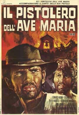 Forgotten Pistolero - 11 x 17 Movie Poster - Italian Style A