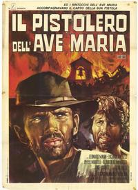 Forgotten Pistolero - 39 x 55 Movie Poster - Italian Style A