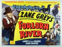 Forlorn River - 11 x 14 Movie Poster - Style A