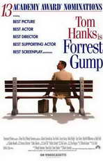 Forrest Gump - 11 x 17 Movie Poster - Style C