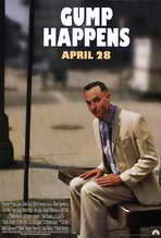 Forrest Gump - 27 x 40 Movie Poster - Style B