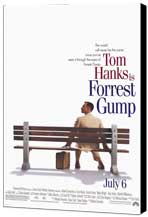 Forrest Gump - 11 x 17 Movie Poster - Style A - Museum Wrapped Canvas