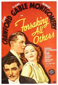 Forsaking All Others - 27 x 40 Movie Poster - Style A