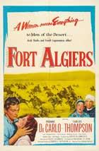 Fort Algiers - 27 x 40 Movie Poster - Style C
