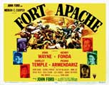 Fort Apache - 11 x 17 Movie Poster - Style C