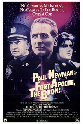 Fort Apache, the Bronx - 27 x 40 Movie Poster - Style A