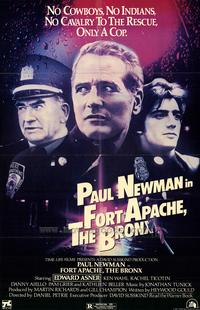 Fort Apache, the Bronx - 43 x 62 Movie Poster - Bus Shelter Style A
