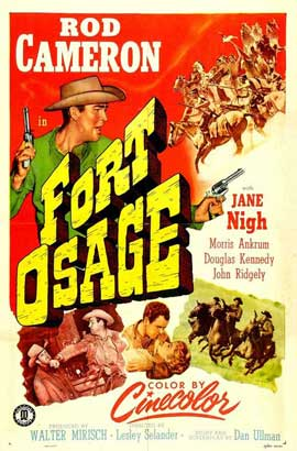 Fort Osage - 27 x 40 Movie Poster - Style A