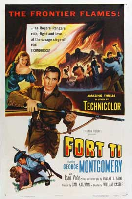 Fort Ti - 11 x 17 Movie Poster - Style B