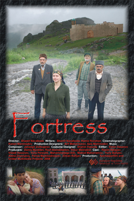 Fortress - 43 x 62 Movie Poster - Bus Shelter Style A