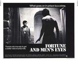 Fortune and Men's Eyes - 11 x 14 Movie Poster - Style E