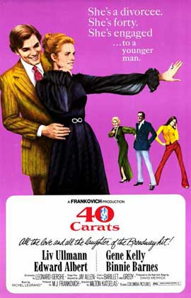 Forty Carats - 11 x 17 Movie Poster - Style A