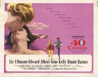 Forty Carats - 11 x 14 Movie Poster - Style A