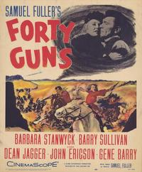 Forty Guns - 27 x 40 Movie Poster - Style A