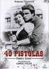 Forty Guns - 11 x 17 Movie Poster - Spanish Style A