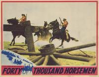 Forty Thousand Horsemen - 11 x 14 Movie Poster - Style D