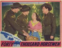 Forty Thousand Horsemen - 11 x 14 Movie Poster - Style E