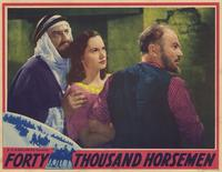 Forty Thousand Horsemen - 11 x 14 Movie Poster - Style G