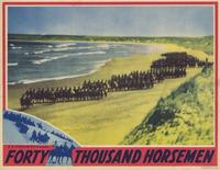 Forty Thousand Horsemen - 11 x 14 Movie Poster - Style H