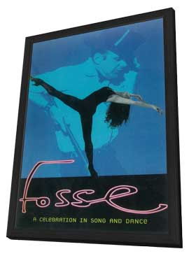 Fosse (Broadway) - 11 x 17 Poster - Style A - in Deluxe Wood Frame