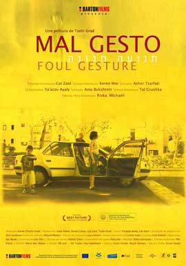 Foul Gesture - 27 x 40 Movie Poster - Spanish Style A