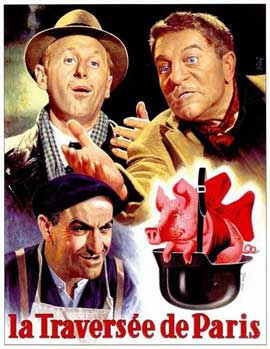 Four Bags Full - 11 x 17 Movie Poster - French Style B
