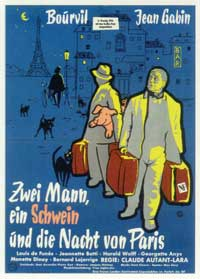 Four Bags Full - 11 x 17 Movie Poster - German Style A