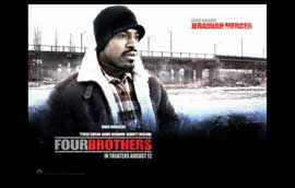 Four Brothers - 11 x 17 Movie Poster - Style D