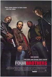 Four Brothers - 43 x 62 Movie Poster - Bus Shelter Style A