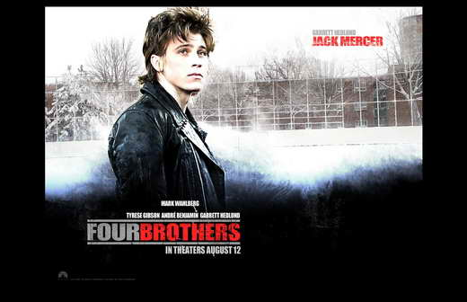 Four Brothers Movie Posters From Movie Poster Shop