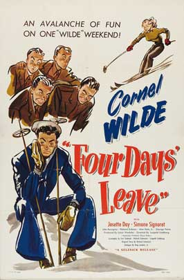 Four Days Leave - 11 x 17 Movie Poster - Style A