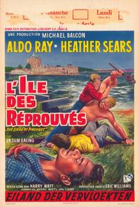 Four Desperate Men - 11 x 17 Movie Poster - Belgian Style A